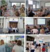 In June NOET organized a Study visit of Moldova experts